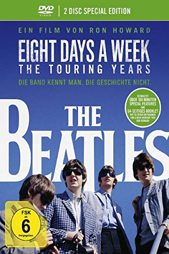 The Beatles: Eight Days a Week - The Touring Years (Special Edition, 2 Discs, OmU) -
