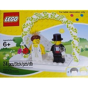 LEGO Minifiguren 853340 Hochzeits-Set Tischdekoration