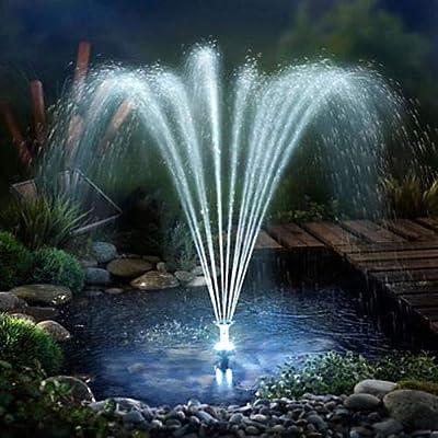 Solar Springbrunnen von BPS auf Du und dein Garten