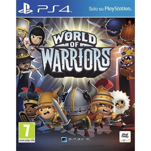 World of warriors the best Amazon price in SaveMoney.es b44b0563dd3