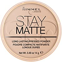 Rimmel London Stay Matte Powder Base de Maquillaje Tono 5-14 gr