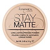 Rimmel London Stay Matte Powder Base de Maquillaje Tono 5 - 14 gr