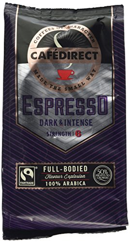 Cafédirect Fairtrade Medium Roast and Ground Arabica Coffee 51aiJS5QqML