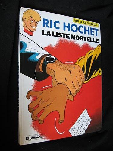 La Liste mortelle (Ric Hochet)