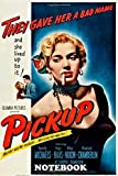 Notebook: Pickup Poster Explore The 100 Greatest Films Noi , Journal for Writing, College Ruled Size 6' x 9', 110 Pages