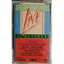 Live for Ireland [Musikkassette]