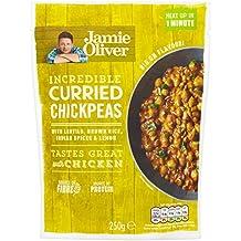 Jamie Oliver Incredible Curried Chickpeas
