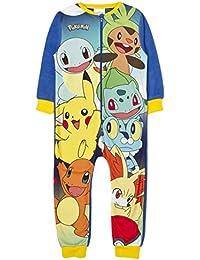 Pokemon - Pijama de una pieza - para niño