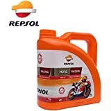 Repsol moto Racing 4T 10 W40 Olio per motore- 4 litri