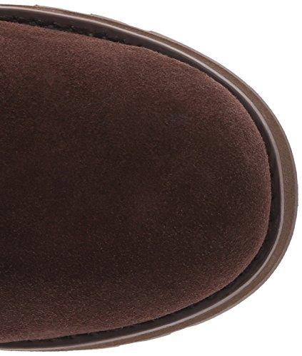 Skechers Keepsakes Conceal, Bottes Classiques femme Marron (Chocolat)