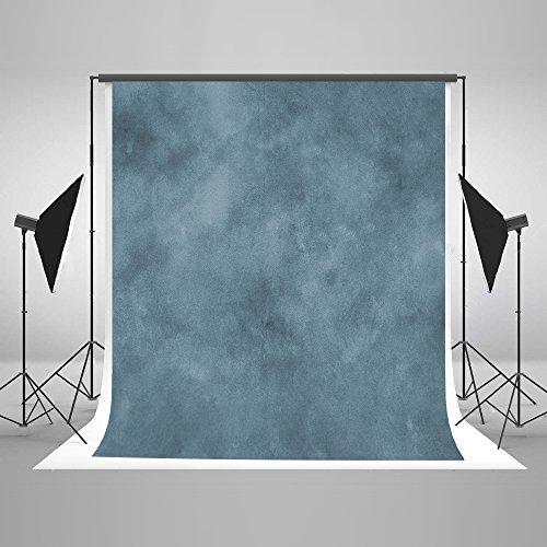 KateHome PHOTOSTUDIOS 2x3m Abstrakt Fotographie Hintergrund Blau Textur Photo Background Portrait...