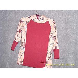 Hoodie Kapuzenpulli Shirt, Langarm Gr. 98-104