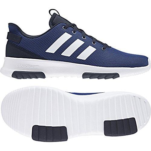 adidas CF Racer TR, Scarpe Running Uomo Blu (Croyal/ftwwht/conavy)