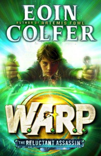 Buchseite und Rezensionen zu 'The Reluctant Assassin (WARP Book 1)' von Eoin Colfer