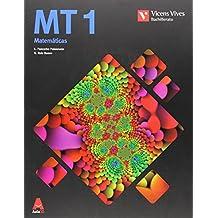 MT 1 (MATEMATICAS BACHILLERATO) AULA 3D: 000001 - 9788468206837