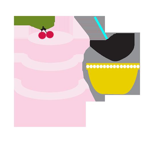gioco-di-torta-da-forno-e-decorazione