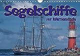 Segelschiffe vor Warnemünde (Wandkalender 2020 DIN A4 quer): Während der Hanse Sail täglich bis zu drei Ausfahrten in die Ostsee und alle müssen an ... 14 Seiten ) (CALVENDO Mobilitaet) - Peter Morgenroth (petmo)