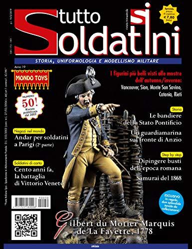 Tuttosoldatini n. 50: storia, uniformologia e modellismo militare - history, uniforms and military modelling