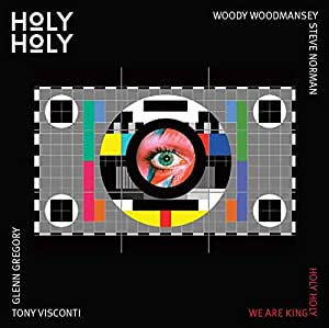 We Are King/ Holy Holy (limited 7 inch picture disc) [VINYL]