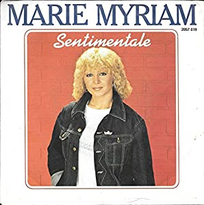 Marie Myriam - Sentimentale