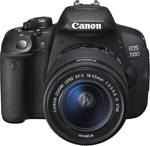 Carte Memoire D700 - Canon EOS 700D Appareil photo numérique Réflex