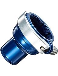 Smart Parts Paintball Zubehör Q Lock Klemmfeed Mid Rise, Blue, 64942