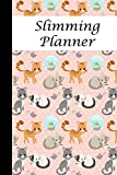 Slimming Planner: Use this food diary to keep your weight losses on track