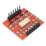 ILS - A87 4 canali accoppiatore ottico modulo di isolamento alto e basso livello della scheda di espansione per Arduino