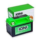 Motorrad Batterie 12V 7Ah AGM IONI ION (TYP -...