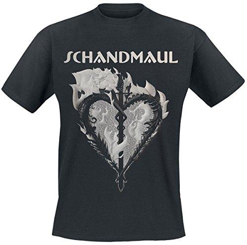 Schandmaul Leuchtfeuer T-Shirt nero XL