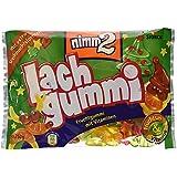Nimm2 Lachgummi Weihnachten, 250 g