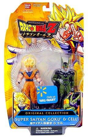 Soldes Dragon Ball - DragonBall Z Pack 2 de Figurines Original