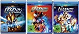 DC's Legends of Tomorrow Staffel 1-3 (1+2+3) DC Serie [Blu-ray Set]