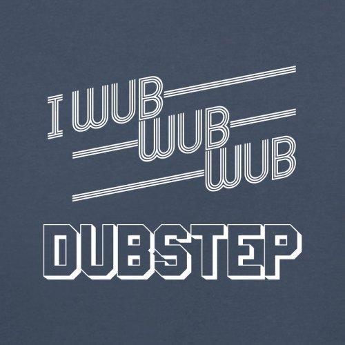 I Wub Wub Wub Dubstep - Herren T-Shirt - 13 Farben Navy