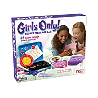 SmartLab Toys: Girls Only! Secret Message Lab