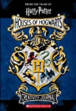 Houses of Hogwarts Creativity Journal (Harry Potter)