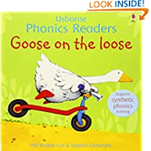 Goose on the Loose (Usborne Phonics Readers)