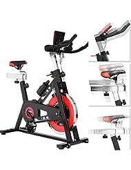 ISE Vélo de Biking Vélo d'appartement Vélo Biking Spining Intérieur Aerobie 7001