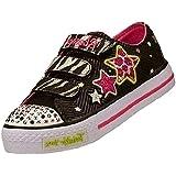Skechers ,  Mädchen Sneaker Low-Tops