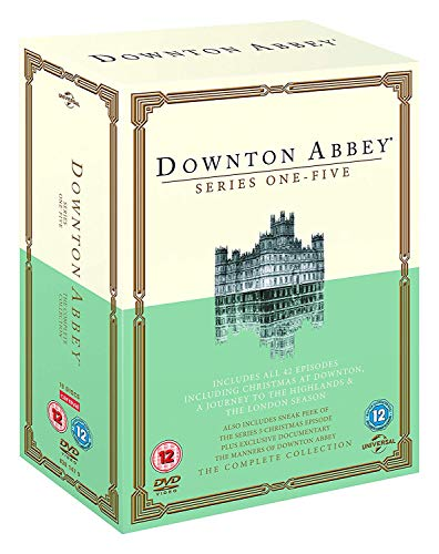 Downton Abbey - Series 1-5 [19 DVDs] [UK Import]