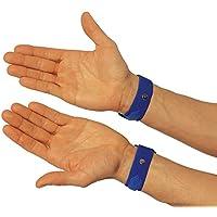 Acushen C7 Shen Men Akupressur Armbänder (Schlaflosigkeit) 2 Stück, marinblau preisvergleich bei billige-tabletten.eu