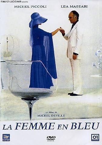 La femme en bleu [Import