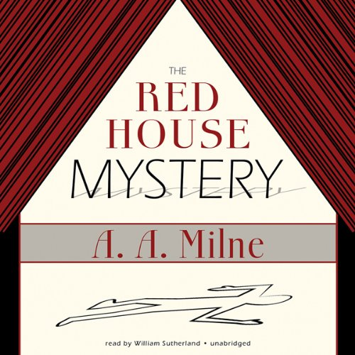 The Red House Mystery  Audiolibri