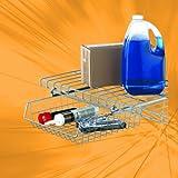 Storage Solutions® 0506S6 - Cesta de 4 Pulgadas con rieles