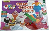 Best Cookies In The Worlds - Art Box Cream Cookies Party Color Clay It's Review