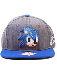 Sega Sonic Snap Back Cap [import allemand]