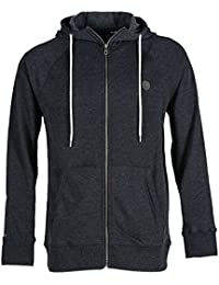 Volcom Pulli Basic Zip - Sweat-shirt à capuche - Uni - Manches longues - Homme