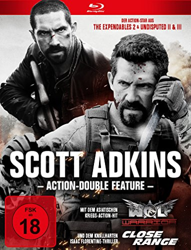 Scott Adkins - Action Double Feature [Blu-ray]