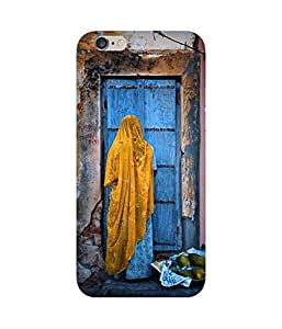 Blue Door Back Cover Case for Apple iPhone 6