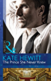The Prince She Never Knew (Mills & Boon Modern) (The Diomedi Heirs, Book 1)
